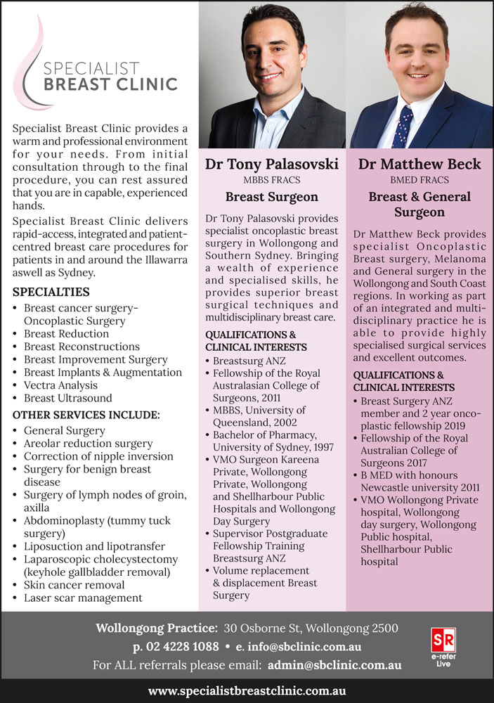 Specialist Breast Clinic