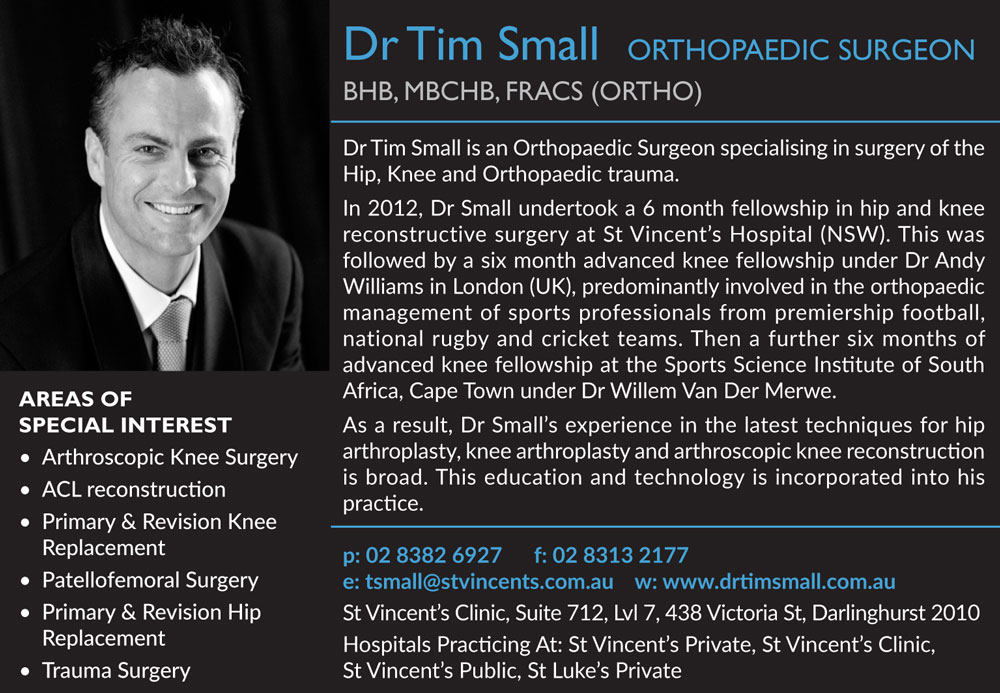 Dr Timothy Small