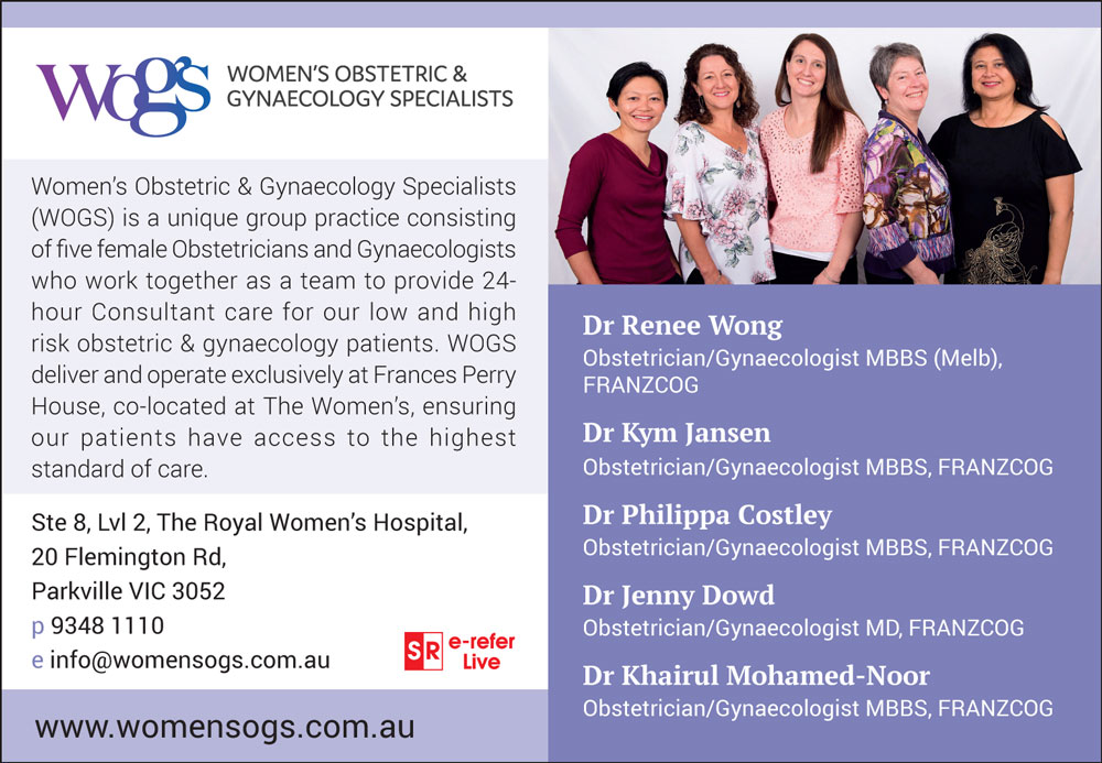 Women's Obstetric and Gynaecology Specialists