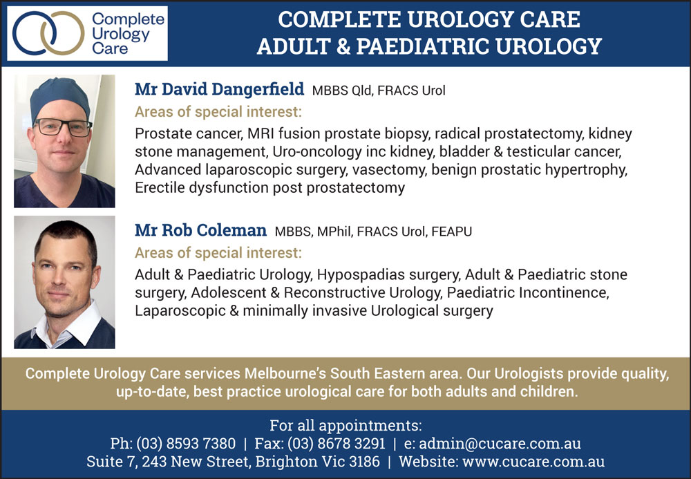 Complete Urology Care